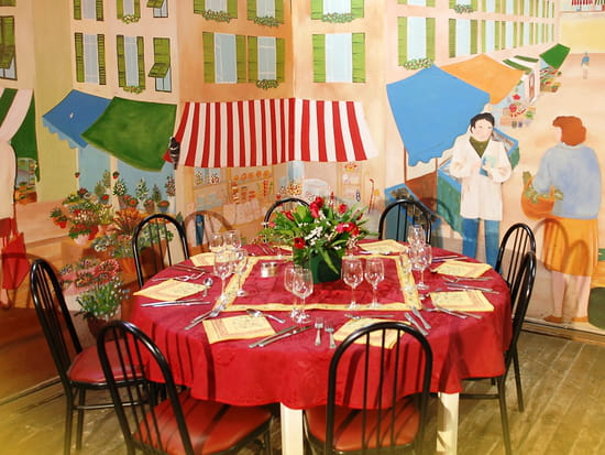 Restaurant : Le Ligure Nice Restaurant  - Idéal pour repas familial ou d'affaires -   © Le Ligure Nice Restaurant