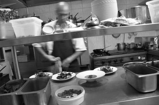 Restaurant l'Estaminet  - Lieu des créations culinaires -