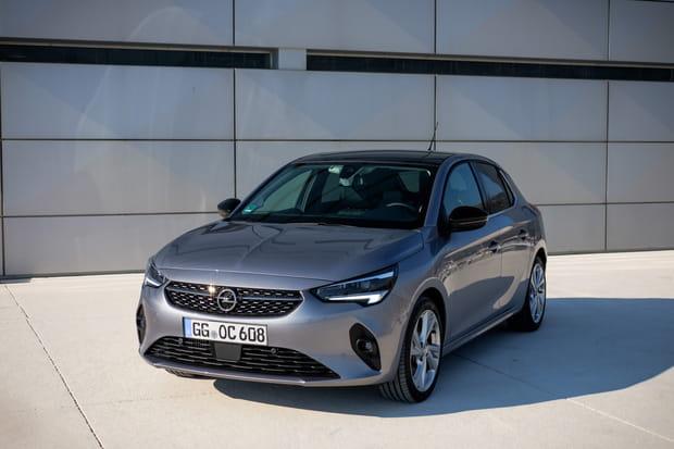 Nouvelle Opel Corsa: l'essai de la citadine