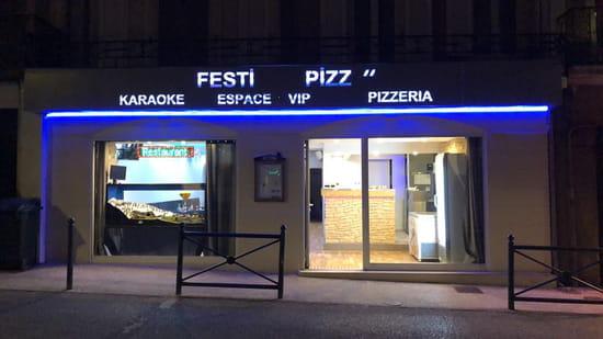 Restaurant : Pizzeria FestiPizz  - Extérieur -   © festipizz