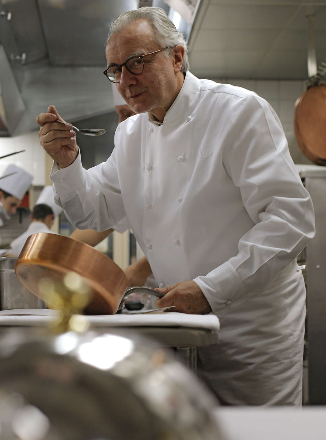 Alain Ducasse Biographie Du Chef Aux 20 Etoiles