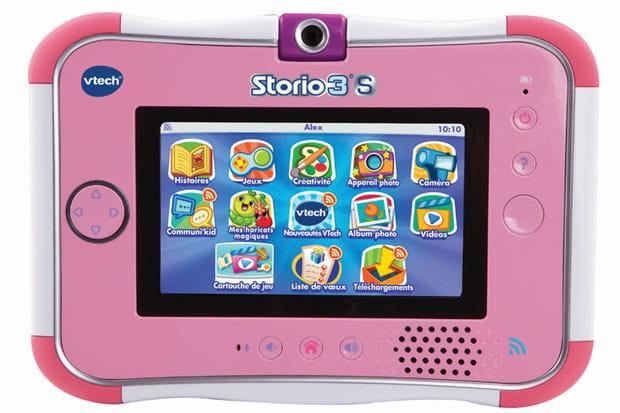 Storio 3: la tablette des plus jeunes