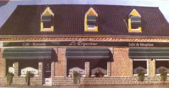 Restaurant : Le Triporteur  - le triporteur à Rosult -   © nord