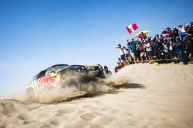 Les images qui ont marqué le Dakar 2019