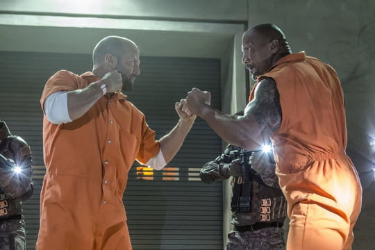 Fast and Furious 8: un spin-off avec The Rock et Jason Statham?