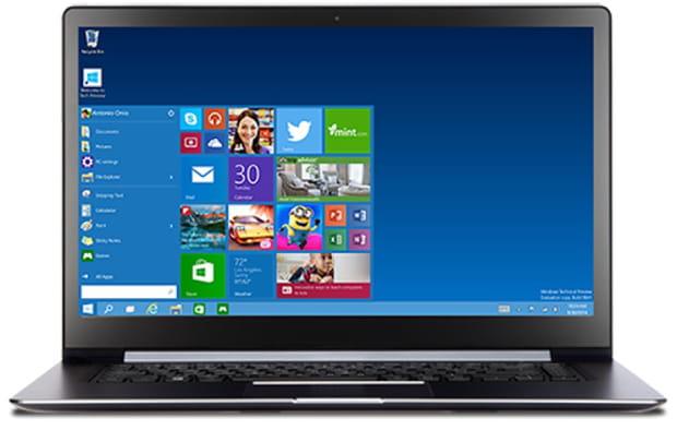 Une version de Windows 10 finalisée pour mai 2015