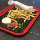 Mixette  - Menu shawarma poulet -   © Shawarmas Damas