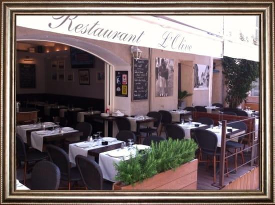 Restaurant : L'Olive