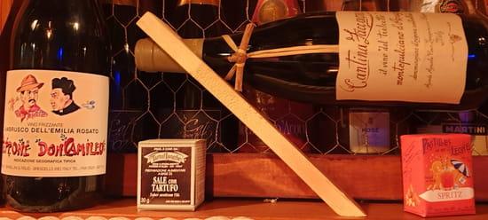 Restaurant : La Riviera  - ''Don Camillo Vino'' -   © la riviera