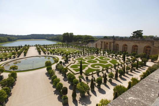 Château de Versailles: la saison des spectacles des grandes eaux