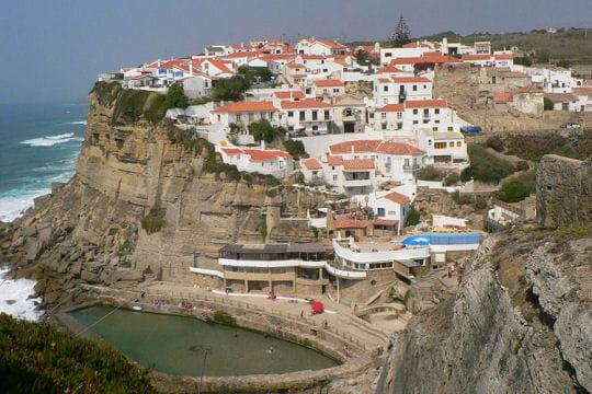 Azenhas do Mar, une ville perchée de l'Atlantique