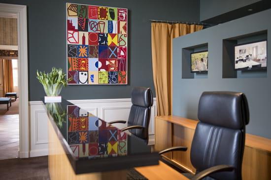 Restaurant : Relais & Château Cordeillan-Bages  - Accueil hôtel et restaurant -   © Anne-Emmanuelle Thion