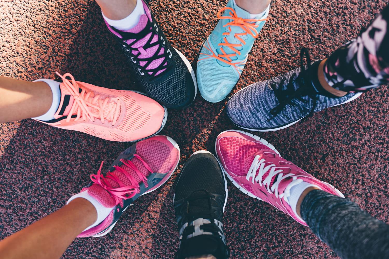 Baskets femme: comment bien choisir