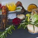 Le Diapason  - Salade de fruits de mer -   © 2acm.fr