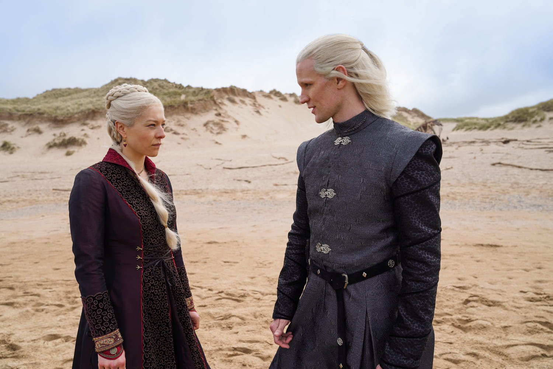 House of the Dragon: le casting se dévoile en images officielles