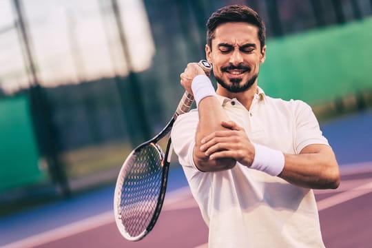 Tennis elbow: comment le soigner