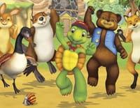 Franklin et ses amis : Franklin échange son rôle