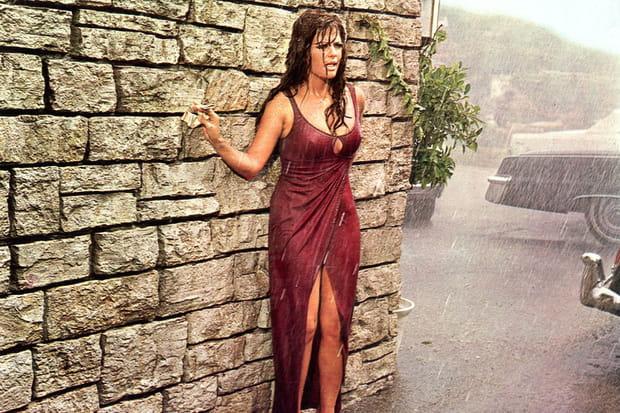 Claudia Cardinale dans Don't Make Waves en 1967