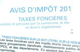 Impôts locaux : qui va payer ? Comment bénéficier de l'exonération ?