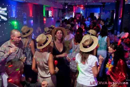 Le Diva Resto Club  - soiree 5 -