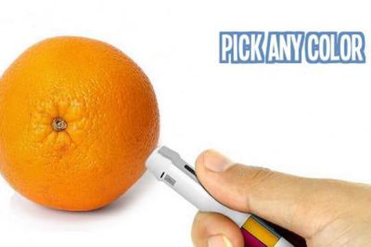 Scribble : le stylo aux 16 millions de couleurs