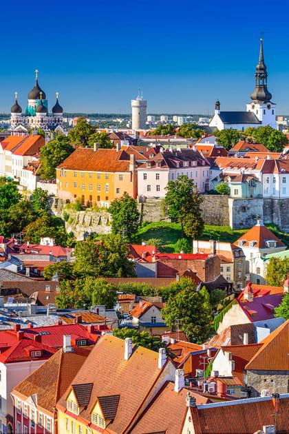 Tallinn, la perle de la Baltique