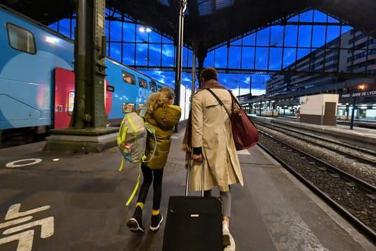 SNCF et Covid: les déplacements autorisés pendant les vacances de février