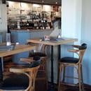Restaurant : Les Terrasses by David et Louisa  - Salle intérieure -   © DR