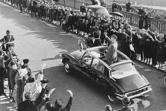 Tour du monde des voitures des présidents