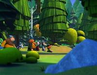 Vic le Viking 3D : Snorre se prend un savon