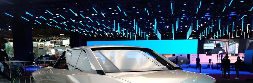 Peugeot e-Legend: le concept bientôt exposé, quel serait son prix?