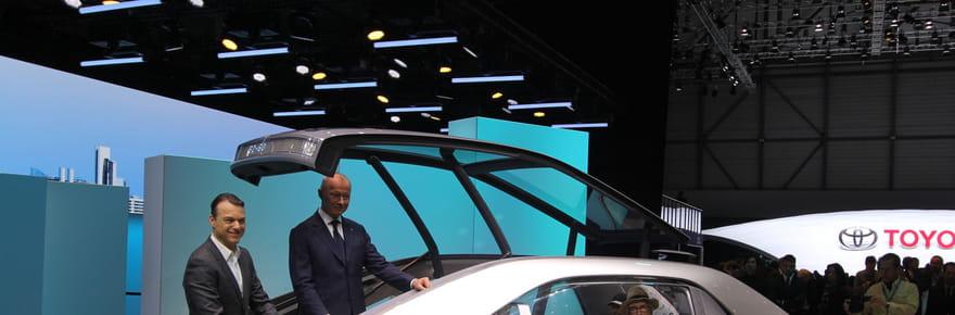 Les photos du Renault EZ-GO
