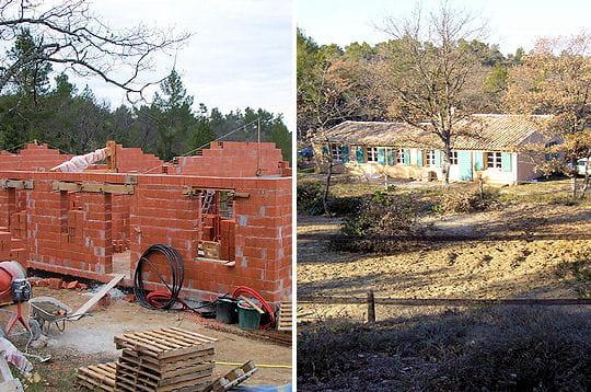 Comment Sylvia a construit sa maison en briques monomur