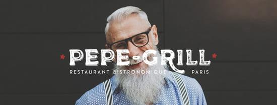 Restaurant : Pépé Grill  - Pepe Grill -   © copyright