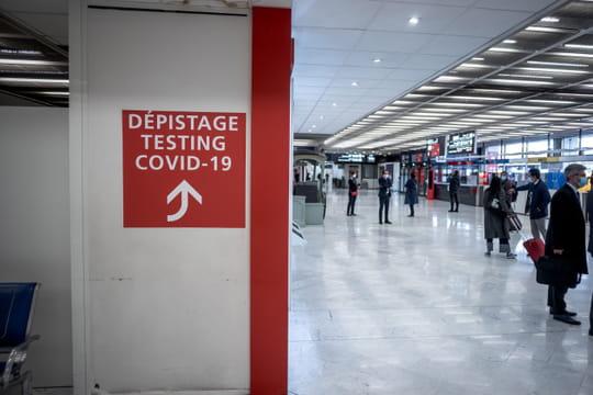 Aéroport d'Orly: des tests antigéniques pour les passagers, comment ça marche?