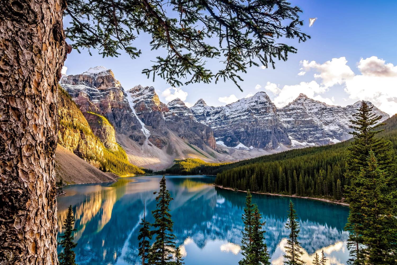 Voyage nature: en route vers des destinations grand air