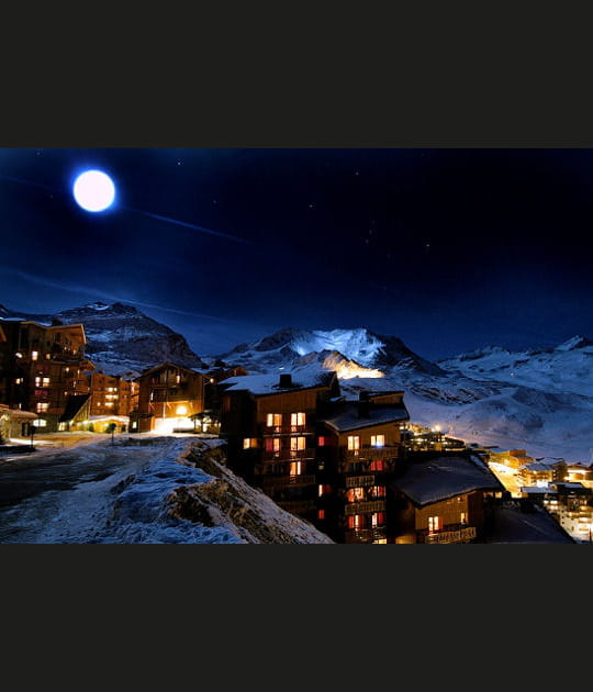 Val Thorens, Savoie