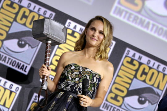 Thor 4 : Natalie Portman sera Mighty Thor dans Love and Thunder