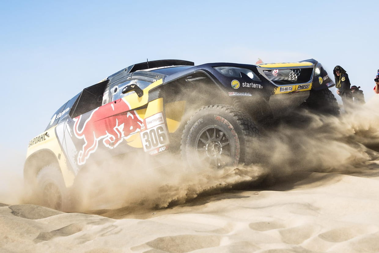 dakar 2019 al attiyah vainqueur loeb termine troisi me classement. Black Bedroom Furniture Sets. Home Design Ideas