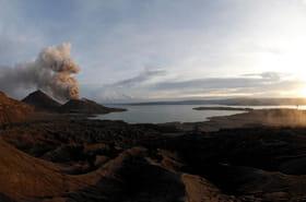 Volcans et continents