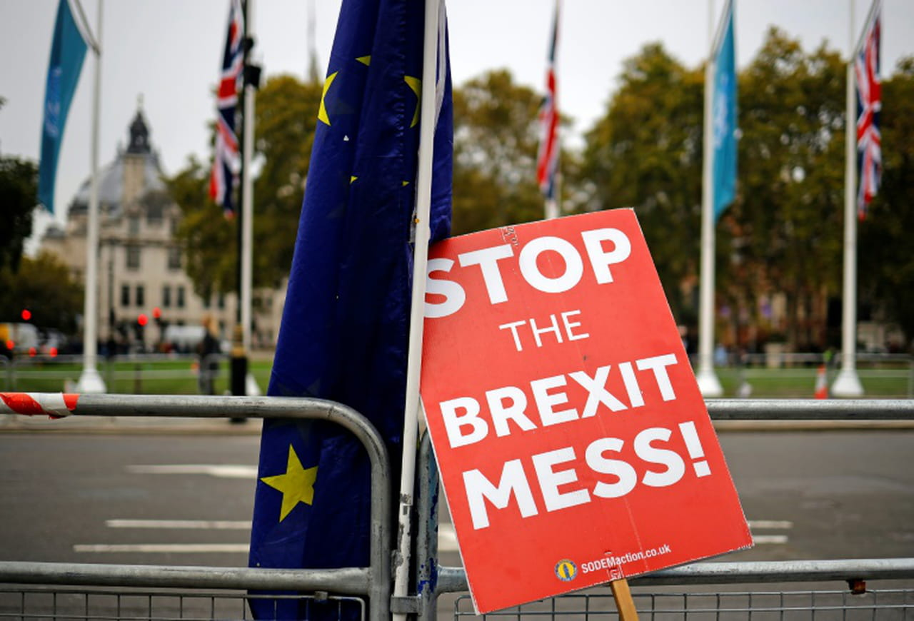 Brexit: les 27d'accord pour un report, discutent de sa durée