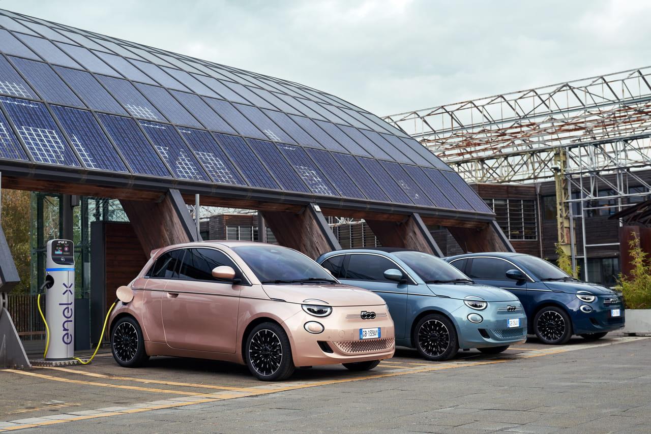 Nouvelle Fiat 500: une version électrique 3+1et de nouveaux prix dévoilés