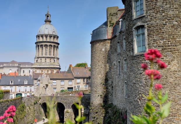 Boulogne-sur-Mer, Cité de la Mer et des fleurs