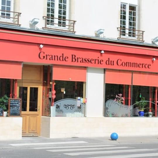 Restaurant grande brasserie du commerce brasserie for Banque francaise du commerce exterieur