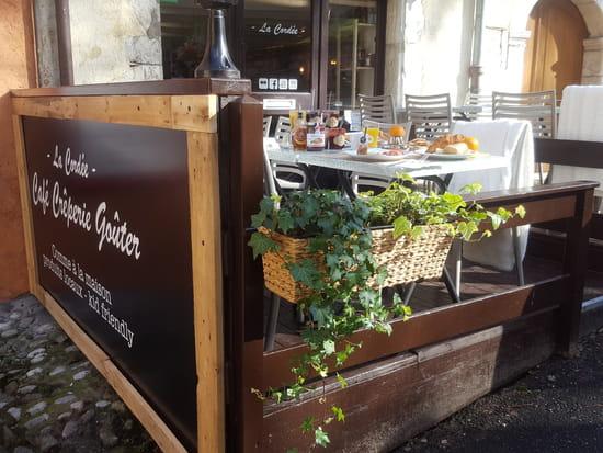 Restaurant : La Cordée   © *