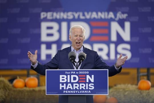 Joe Biden: programme, sondages, biographie... A quoi s'attendre s'il est élu?