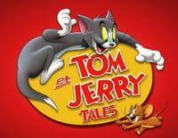 Tom et Jerry Tales : La guerre des oeufs