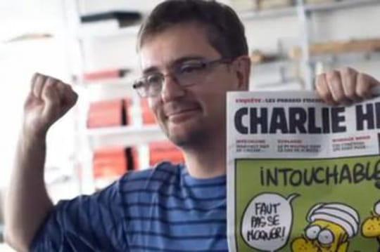 Delfeil de Ton: undesfondateurs deCharlie Hebdo polémique surCharb