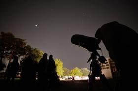 Orionides: où et à quelle heure observer les étoiles filantes?