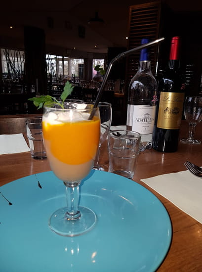 Boisson : Le Bistrot Gourmand   © Le Bistrot Gourmand